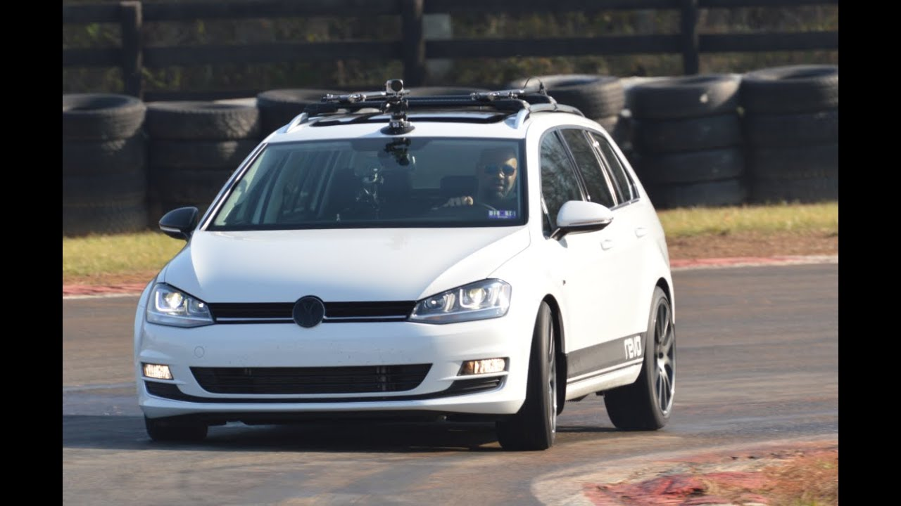 Revotechnik Vw Golf Sportwagen Tdi Stage 1 Track One Take
