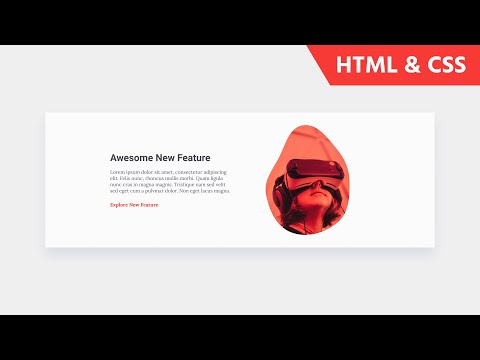 Easy Web Development Tutorial With HTML And CSS