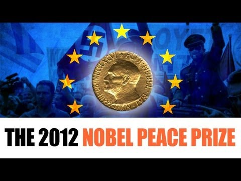 2012 Nobel Peace Prize For European Union