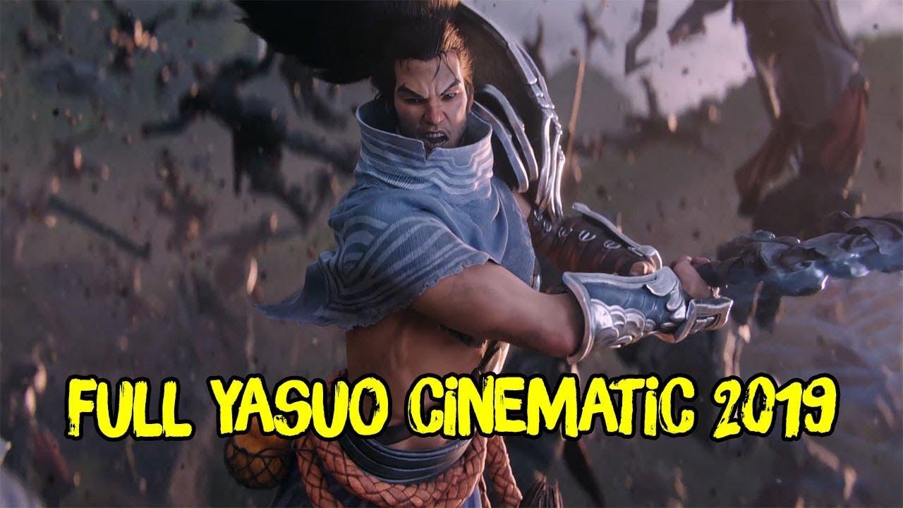 [Vietsub] Thức Tỉnh – Phim điện ảnh có mặt Đấng Yasuo – Yasuo Cinematic Liên Minh Huyền Thoại