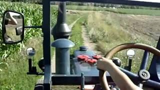 Ausfahrt mit Lanz Bulldog D7506