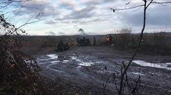 Finnish artillery 122H 63 - Pahkajärvi 2017
