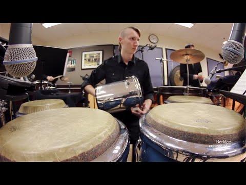"""Berklee Percussion Ensemble, """"Ogoun Badagris"""""""