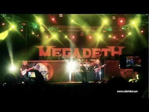 Megadeth - Guns, Drugs & Money  - Asunción, Paraguay