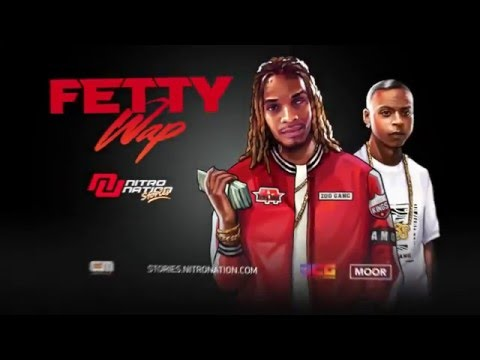 Fetty Wap Nitro Nation Stories Game Trailer