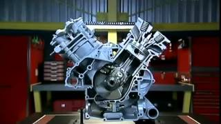 Как работает Четырёхтактный двигатель(В этом видео рассказывается о работе четырехтактного двигателя., 2015-05-22T11:58:43.000Z)