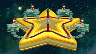 New Super Mario Bros U Deluxe Walkthrough - Finale - Superstar Road