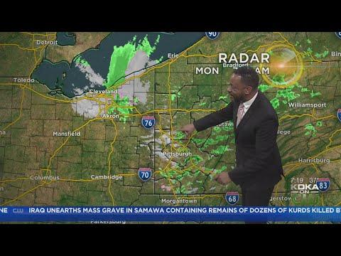 KDKA-TV Morning Forecast (4/15)