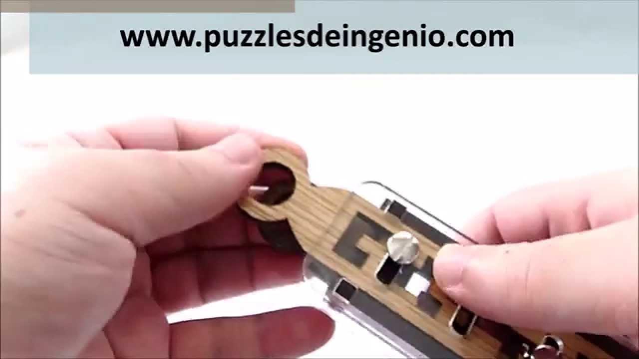 Constantin Puzzles