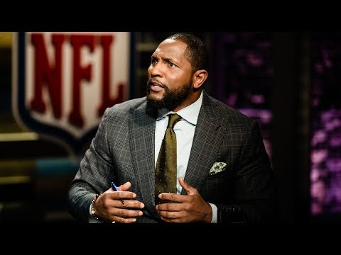 Ray Lewis on Kneeling During the National Anthem | INSIDE THE NFL | Tuesdays at 9 PM ET/PT
