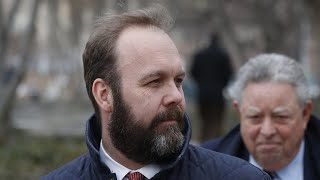 Rick Gates expected to plead guilty in Russia probe