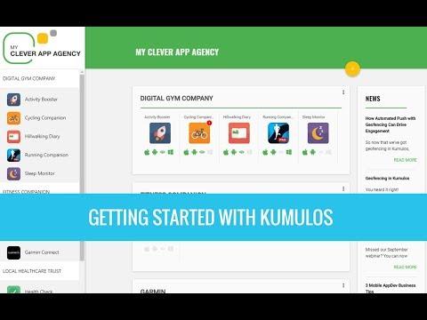 Getting Started | Kumulos
