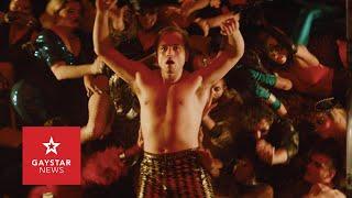 Taron Egerton: I'm Proud Of Gay Sex Scene With Richard Madden In Elton John Biopic Rocket Man