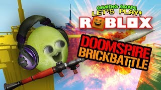 Roblox: DOOMSPIRE BRICK BATTLE! [Gaming Grape Plays]