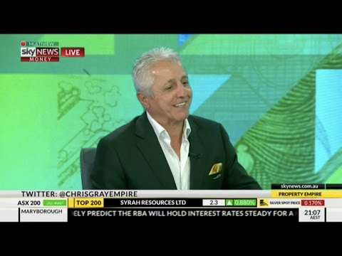 Charles Tarbey on 'Your Property Empire' - 1 May 2017