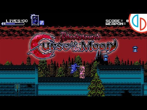 Bloodstained: Curse of the Moon - yuzu Emulator (Canary 2375) [1080p] - Nintendo Switch - 동영상
