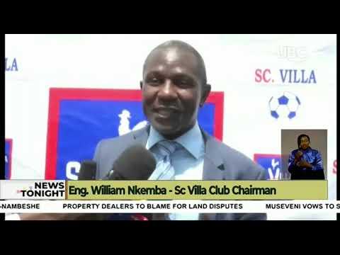 Sports Club Villa recruits more players ahead of the 2nd leg of Uganda Premier League