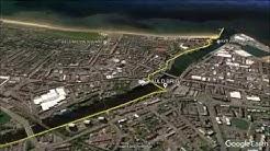River Ayr Way Path