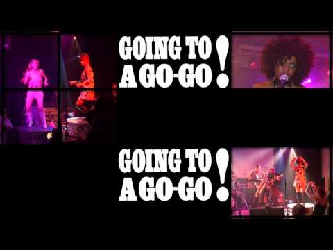 Going To a Go-Go! (Groovy 60s Party,  Amsterdam BeatClub Productions)