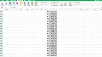 Introduction to Monte Carlo Simulation in Excel 2016
