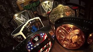 Unboxing the WWE Tag Team Championship Belt & Completing my Collection!