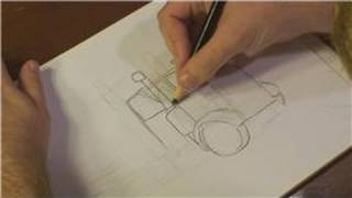 How to Draw Vehicles : How to Draw a Kenworth Truck