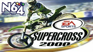 Supercross 2000 - Nintendo 64 Review - Ultra HDMI - HD
