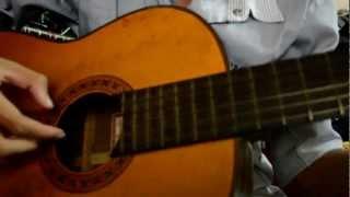 Hy vọng - guitar cover