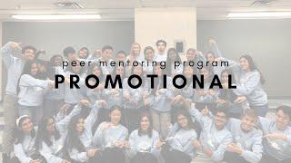 Peer Mentoring Program | John Fraser Secondary School