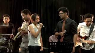 Buktikanlah (Dewi Sandra ft. Ryan Pasto Cover) - theSOCIAL Live at BINUS TV