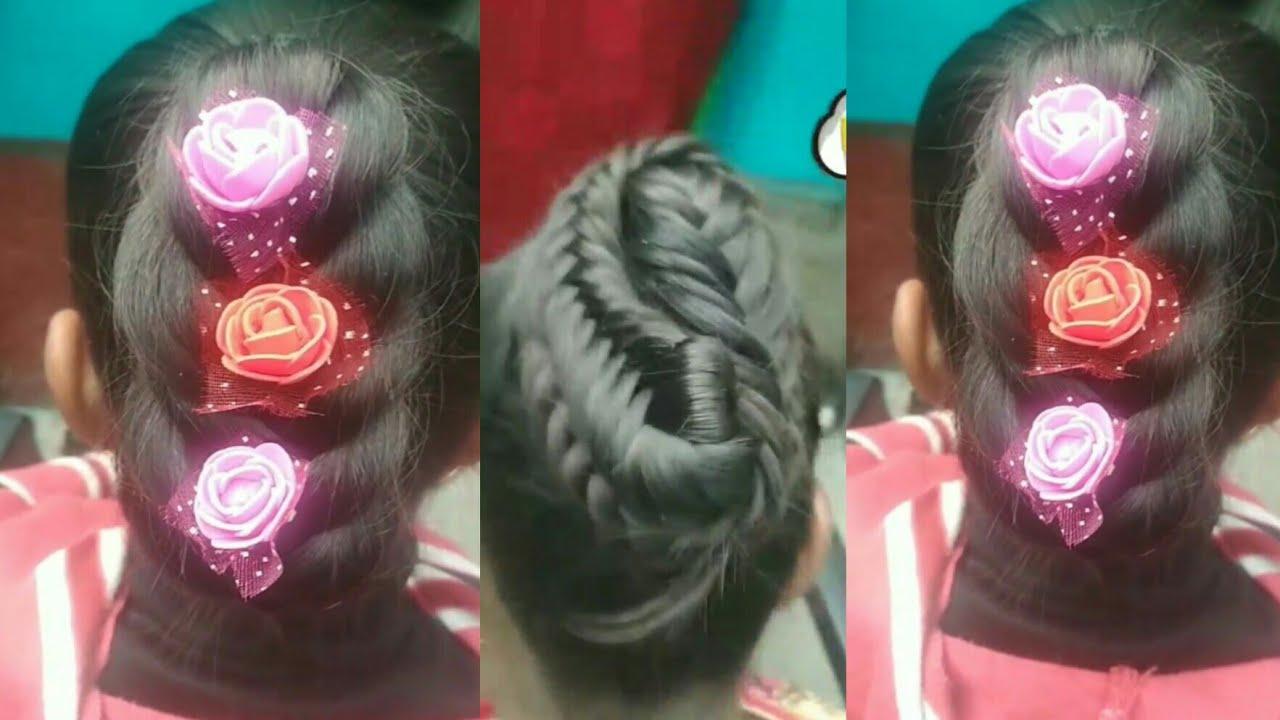 5 top Juda indian hair style - YouTube