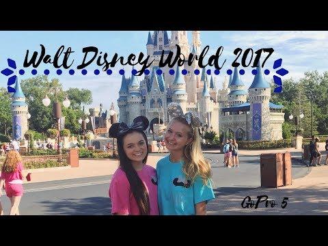 Walt Disney World 2017 | GoPro Hero5 Black