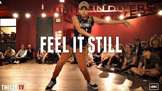 Portugal. The Man - Feel It Still (Lido Remix) - Choreography By Jake Kodish - Ft Sean Lew