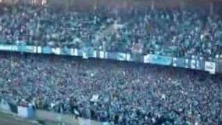 Grêmio x Paraná - Geral do Grêmio