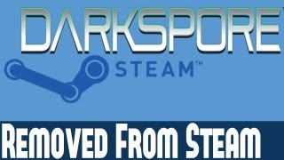 Darkspore News - Game Removed From Steam After Unresolved 7300 Error Code Server Issues