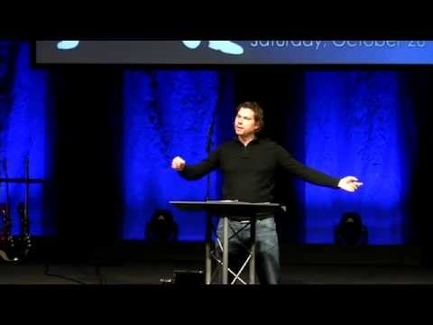 Andrew Farley - The Art of Spiritual War (Session 1) - Fall 2013 Conference