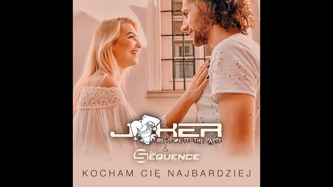 JOKER & SEQUENCE - Kocham Cię Najbardziej (Dance 2 Disco Remix Edit)