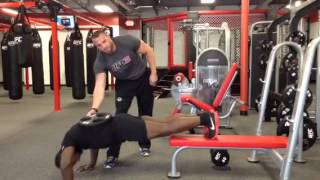 personal circuit training at ufc gym st louis
