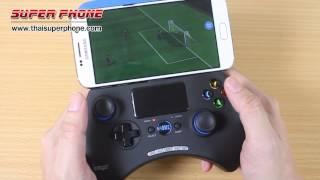 รีวิวจอยเกมส์บลูทูธ iPega PG-9028 (ทดสอบกับ Galaxy S6 ก๊อป 4-core)