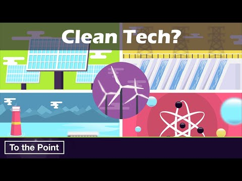 What is Clean Technology? (To the Point)