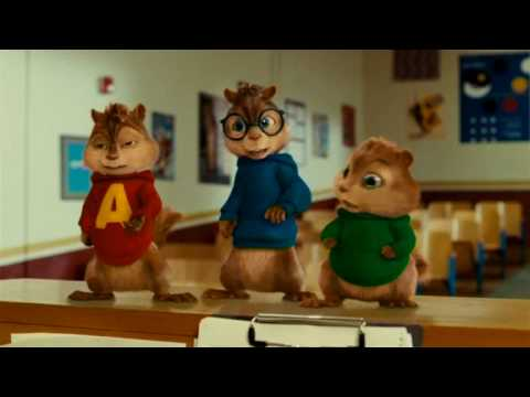 Alvin and the Chipmunks | The Squeakquel | Official Trailer HD poster