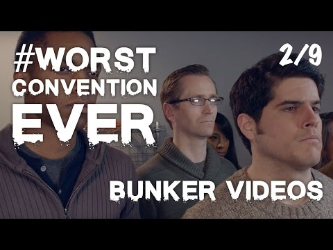 Worst Convention Ever 2/9 - Bunker Videos (Remain Loyal to Jehovah 2016 convention)
