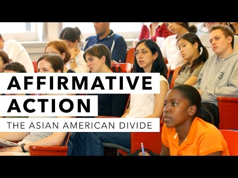 Affirmative Action: The Asian American Divide