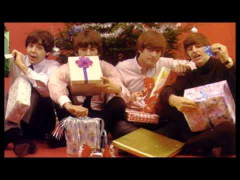 The Beatles: 1965 Christmas Message Recording Session Out-Take