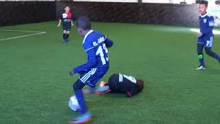 Foot en salle tournoi goal in sports : futsal avec le SMF !