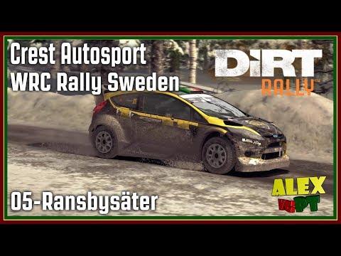 Dirt Rally - Crest Autosport WRC - Sweden - 05 - Ransbysäter