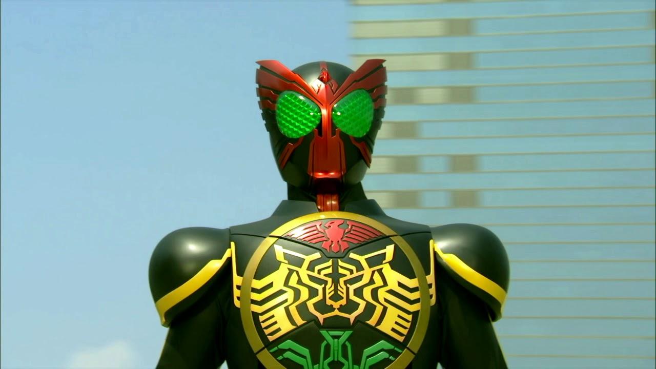 Kamen Rider OOO ( Henshin Sound ) - YouTube