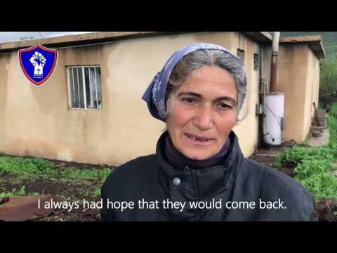 "Assyrian Women ""Why is she sad?"""