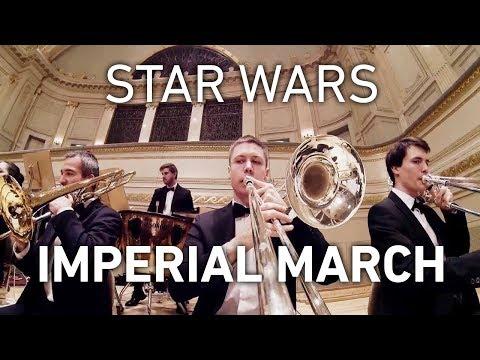 GoPro on Trombone: Star Wars - Imperial March