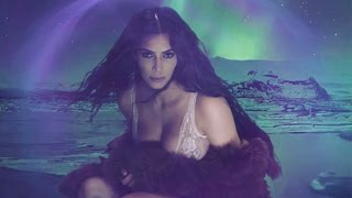 Kim Kardashian RETURNS In Sexy New 2016 LOVE Advent Calendar Video